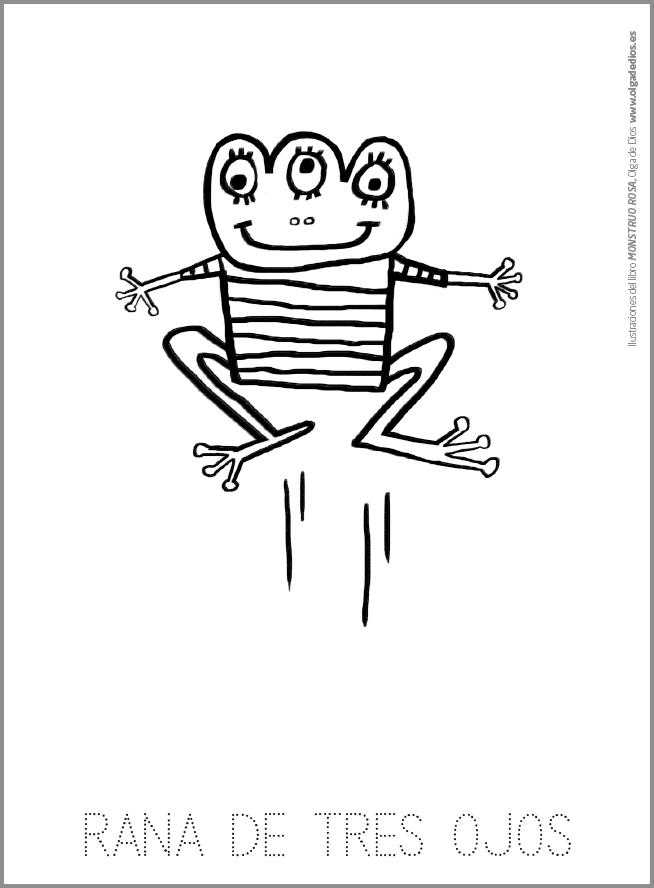 ゲコゲコミツメ