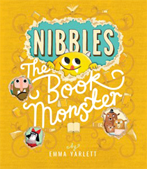 Nibbles, the Book Monster